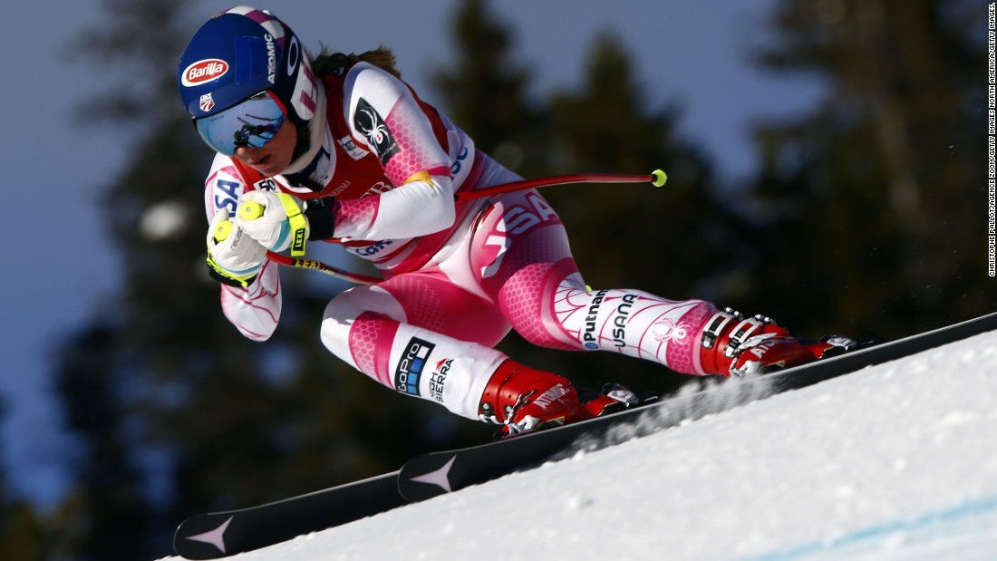 It can be difficult for professional skiers to create their own public image behind the lycra, helmets, and goggles. But the likes of Mikaela Shiffrin (pictured) have taken to social media to try and connect with a wider audience.