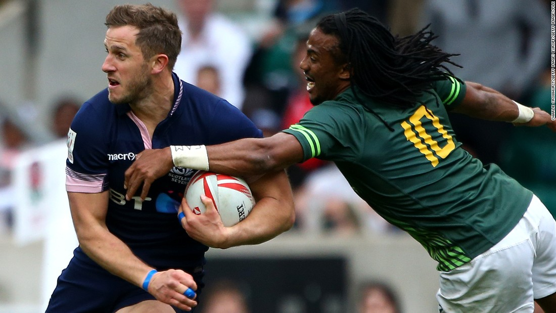 "Mark Robertson (left) was <a href=""http://cnn.com/2016/08/04/sport/team-gb-rugby-sevens-rio-olympics/"" target=""_blank"">one of two Scotland players in Team GB's Olympic squad</a>, having helped his side <a href=""http://cnn.com/2016/05/22/sport/london-sevens-south-africa-scotland-fiji-rugby/"" target=""_blank"">win its first tournament title at the season finale in London</a>. The Scots will aim to build on that and at least match their best series finish -- seventh, in 2014-15."