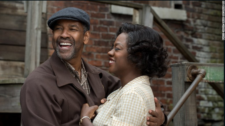 Fences' cast on the power of the film - CNN