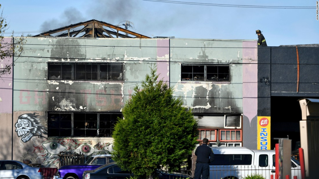 Officials will begin investigating to determine the cause of the fire. The Alameda County Sheriff's Coroner's Bureau and the Arson Task Force were called to the scene.