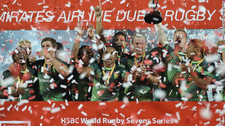 All the best action from the Dubai 7s