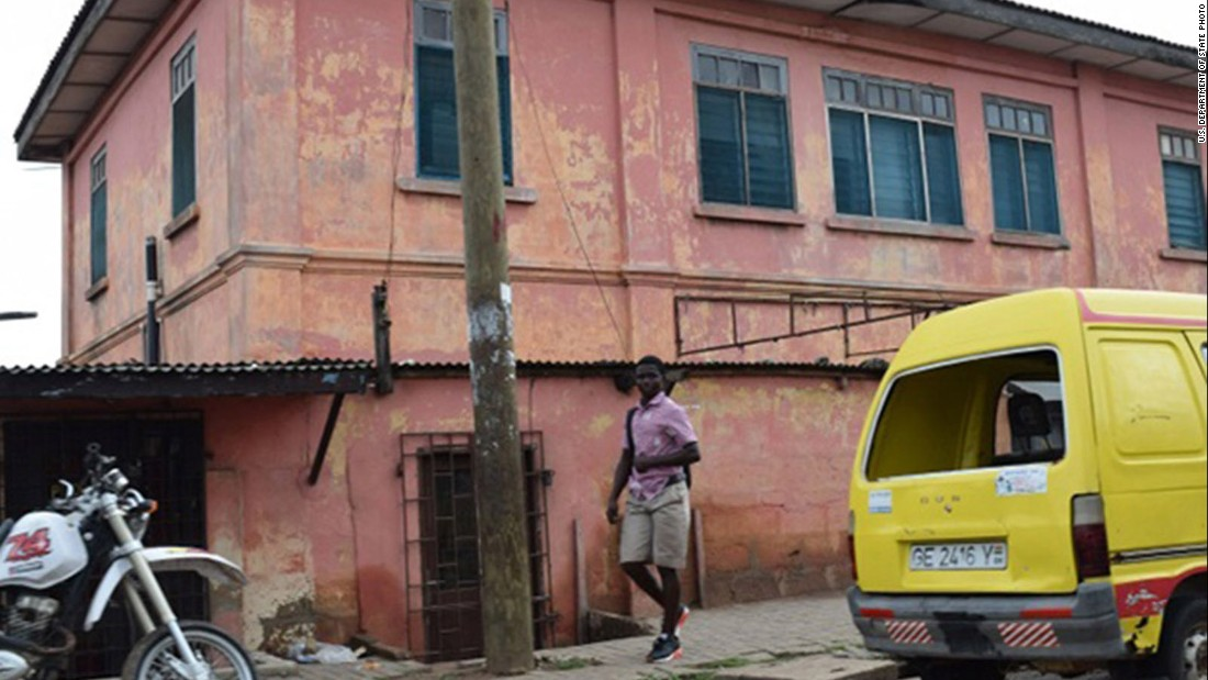 Fake US embassy in Ghana shut down after a decade