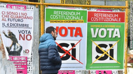 Voters in Italy, Austria send message to EU leaders