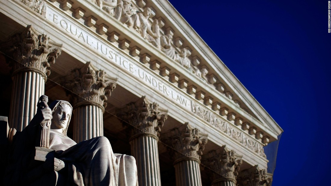 Supreme Court sides with Oregon bakery that refused to make cake for same-sex wedding - CNNPolitics