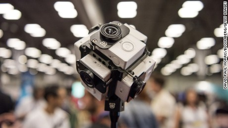 360 degree cameras have been rising in popularity over the last decade.