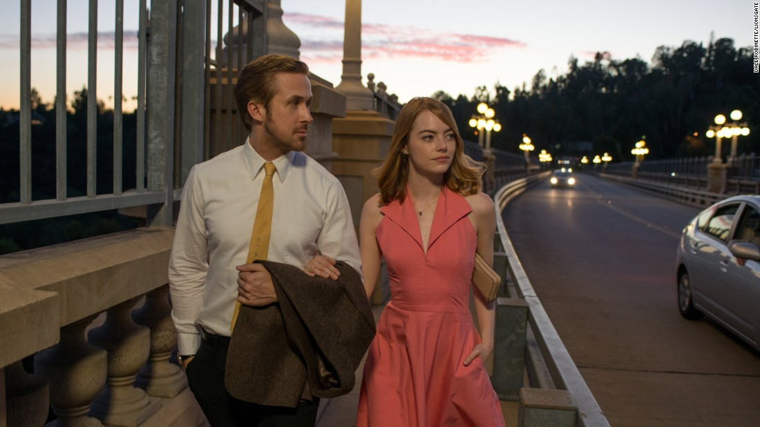 "<strong>""La La Land"":</strong> Ryan Gosling and Emma Stone star as a musician and actress who find love in this award-winning musical.<strong> (HBO Now) </strong>"