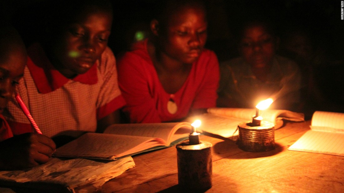Kerosene lamps may cause health risks such as burns and poisoning from fuel ingestion, according to the World Health Organization.