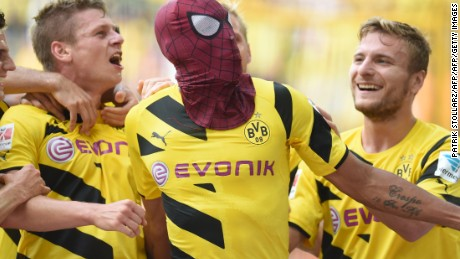 "Inside the mind of Dortmund's ""craziest"" star"