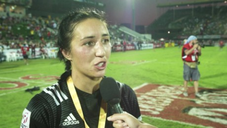 Sarah Goss: Black Ferns want title back