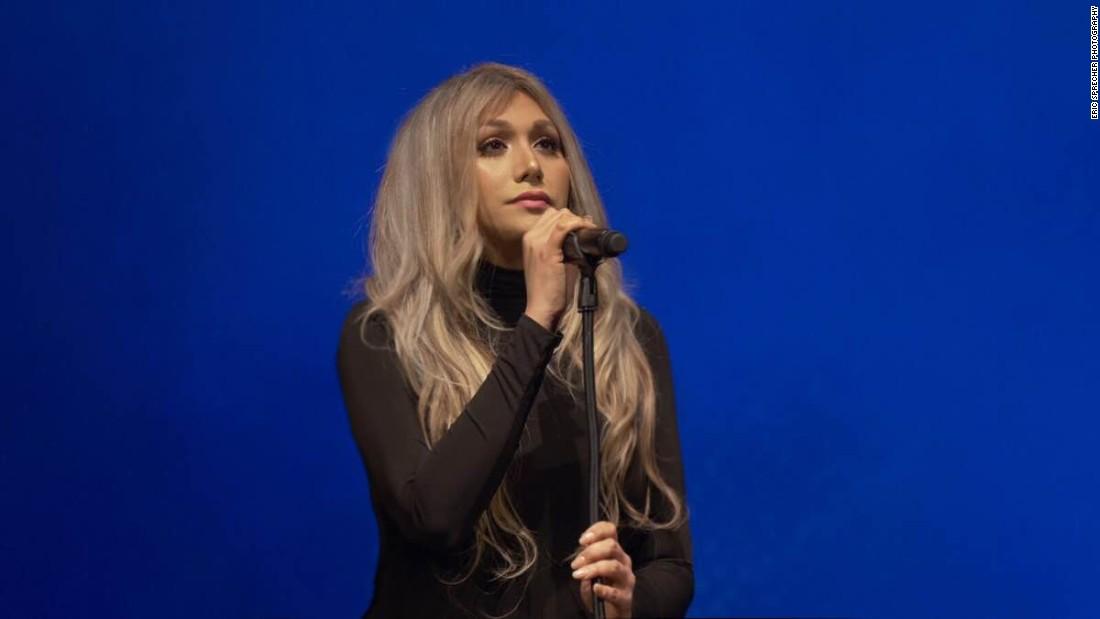 Aspiring pop singer finds her true self after intersex diagnosis