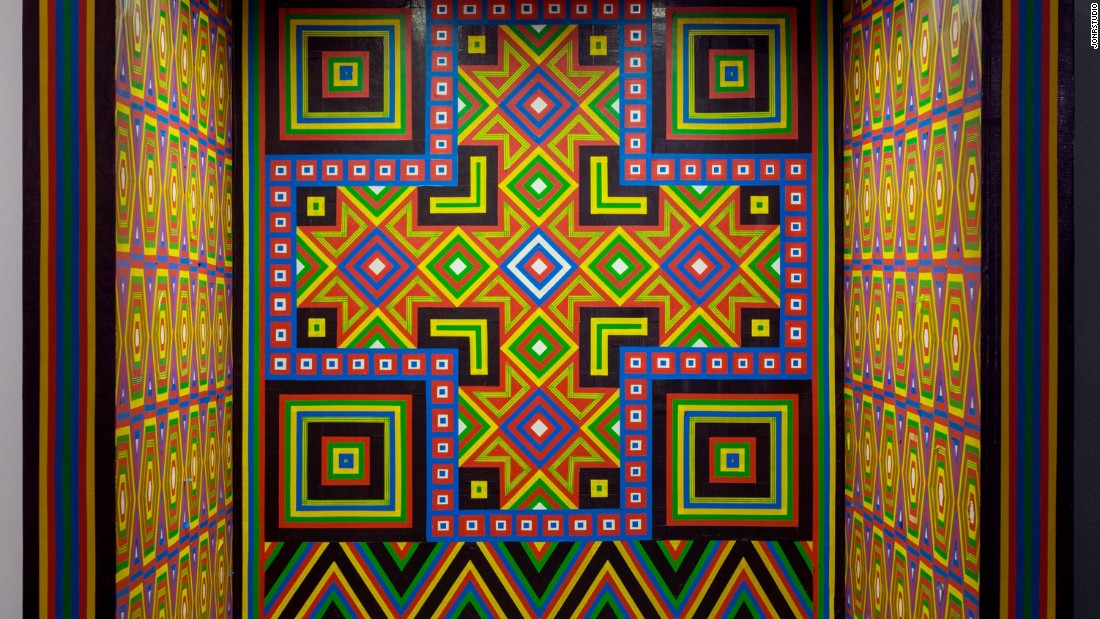 The healing power of sacred geometry - CNN Style