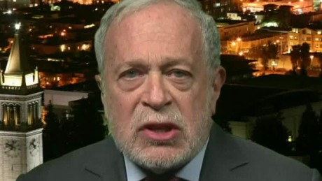 robert reich blasts donald trump union boss tweet intv ac360_00005107.jpg
