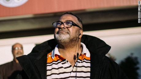 On December 1, Ronald Moon was released from a halfway house in Atlanta.