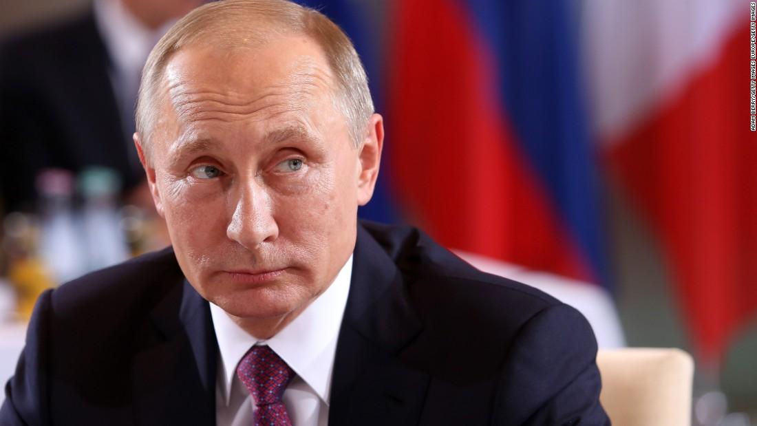 Trump dumps Russia, woos China instead