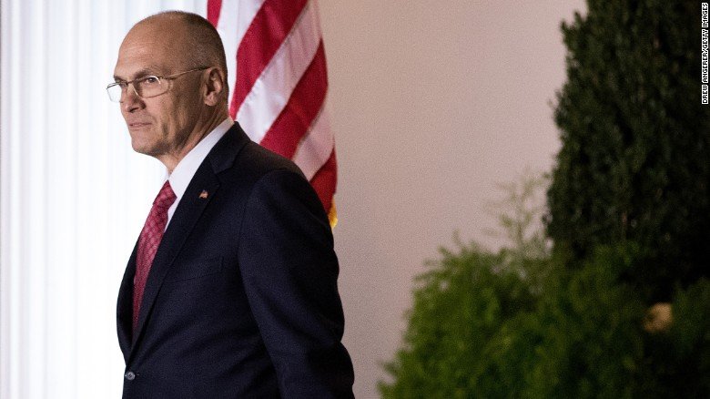 Andrew Puzder in 60 seconds