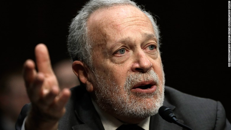 Reich slams Trump for being 'thin-skinned'