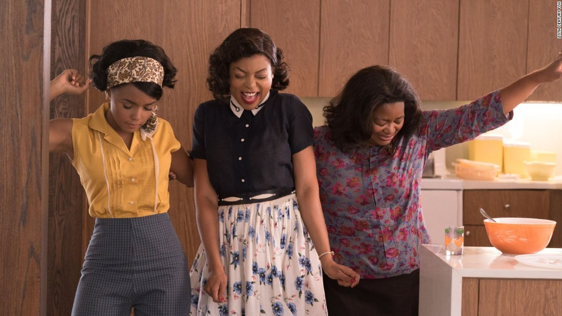 "<strong>""Hidden Figures"": </strong>Janelle Monáe, Taraji P. Henson and Octavia Spencer star in this biographical film about a group of African-American women who were pioneers as mathematicians at NASA. <strong>(Hulu) </strong>"