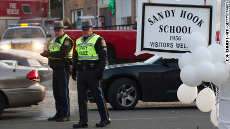 Parents and relatives of the victims of the Sandy Hook Elementary School shootings remembered their loved ones Wednesday, the fourth anniversary of the massacre.