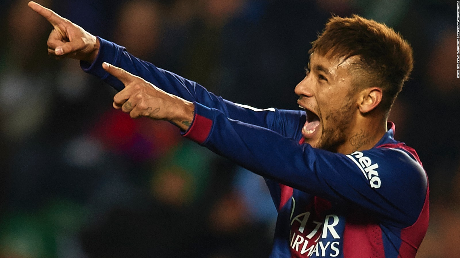 Neymar transfer moves closer as he tells Barcelona he wants to