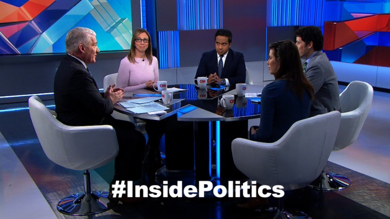 'Inside Politics' forecast: Sen. John Kennedy