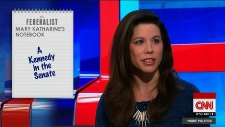 Mary Katharine Ham of The Federalist