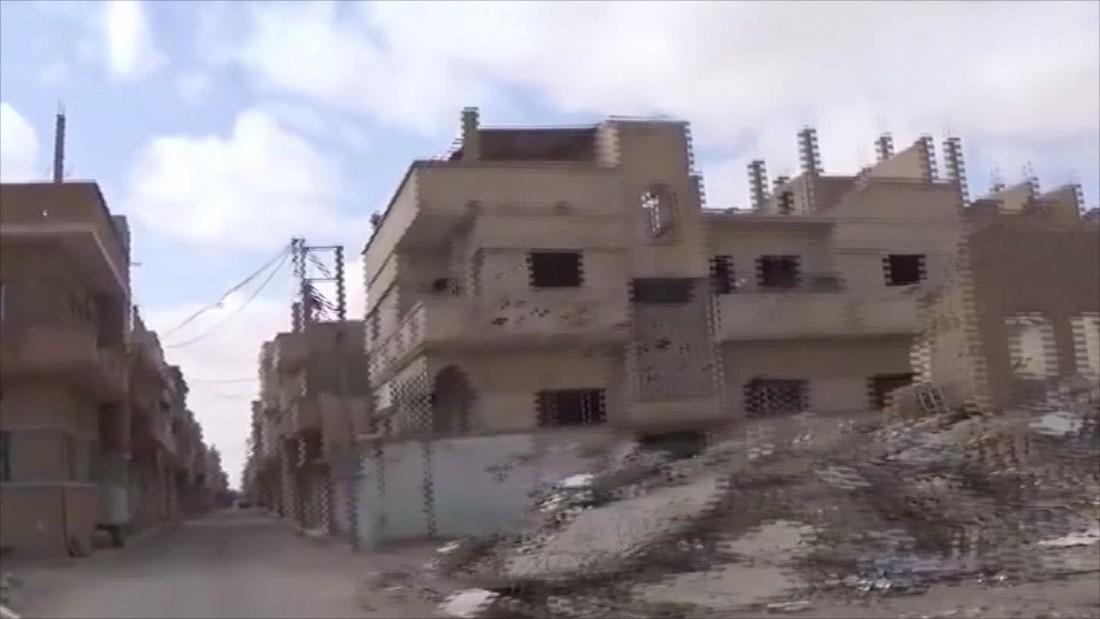 Reports: ISIS retakes ancient Syrian city of Palmyra