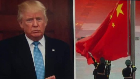 China upset at Trump over 'One China' policy