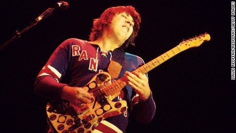 Chicago's late guitarist Terry Kath.