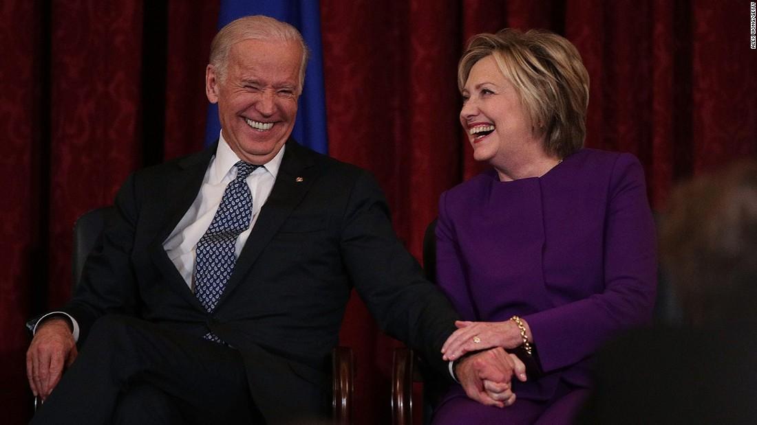 Joe Biden: Hillary Clinton Ran for President Out of Duty