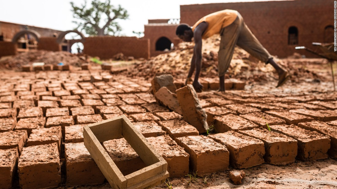 A novel solution from NGO La Voute Nubienne (Nubian Vault) is to revive the architectural techniques practiced by the ancient Nubian civilization over 3,000 years ago. <br /><br />The method uses earth-based bricks and mortar to construct superior homes at minimal expense.