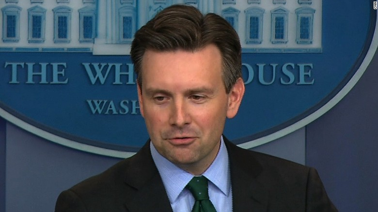 President Obama's press secretary opens up