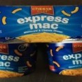 Cheese Club Express Mac Cheese 4 cup dinner