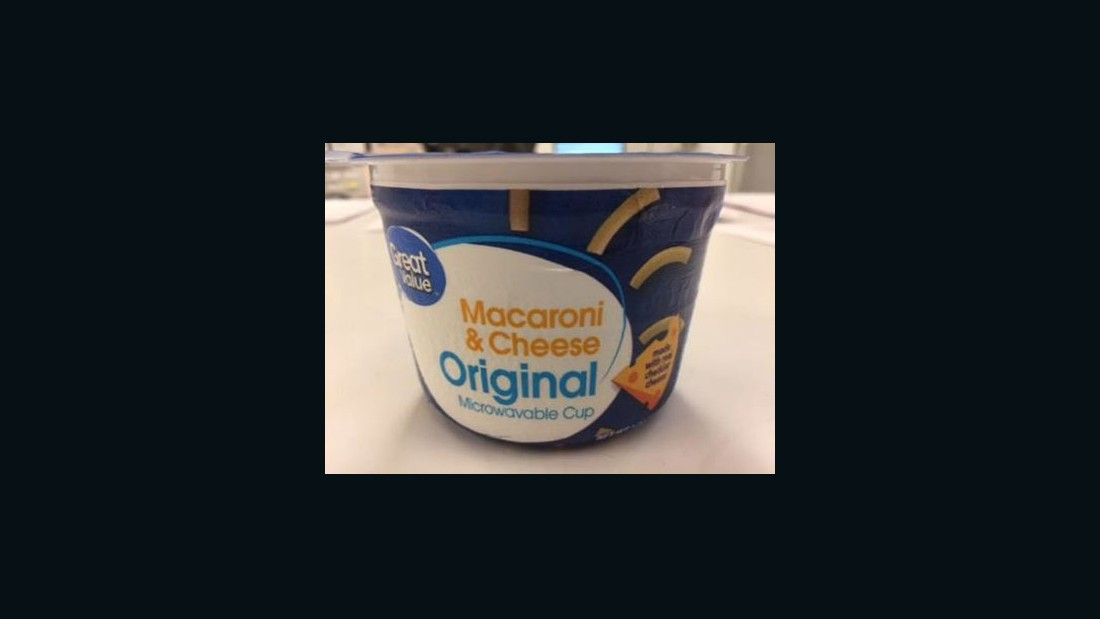 TreeHouse Foods Inc. Great Value Macaroni & Cheese Original Cups