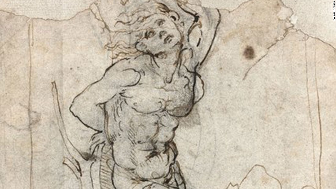Da Vinci drawing worth $16M found by retired doctor - CNN Style