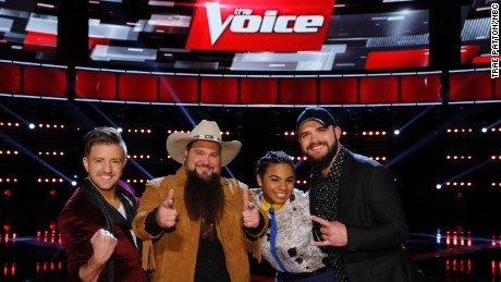 Pictured from left: Billy Gilman, Sundance Head, We McDonald, Josh Gallagher