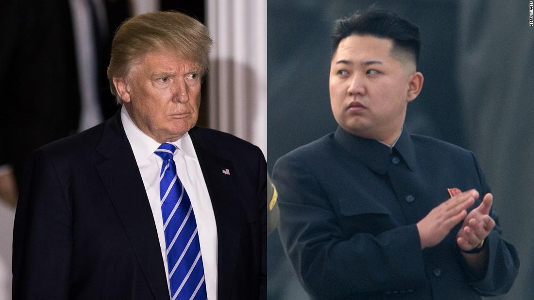 North Korea accuses Trump of declaring war
