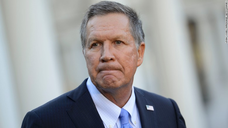 Kasich: Trump 'loose words' a 'great concern'