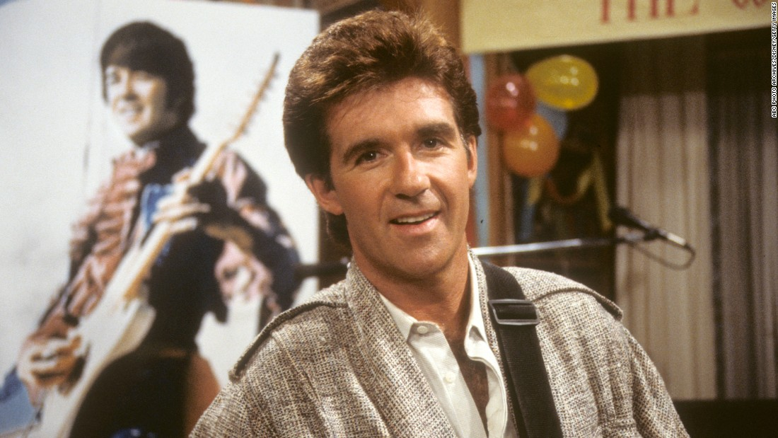 "Actor <a href=""http://www.cnn.com/2016/12/13/us/alan-thicke-dead/index.html"" target=""_blank"">Alan Thicke</a>, known for his role as the father in the sitcom ""Growing Pains,"" died on December 13, according to his agent, Tracy Mapes. He was 69. Thicke's career spanned five decades -- one in which he played various roles on and off screen, from actor to writer to composer to author."