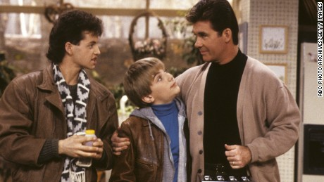 Alan Thicke: The TV dad beloved by a generation