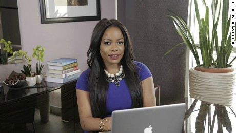 Arese Ugwu hopes her book The Smart Money Woman motivates other women to plan and save their money better.