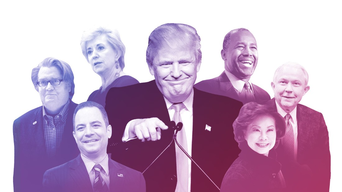 What Trump's Cabinet of 'best people' lacks (Opinion) - CNN