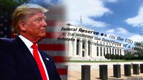Trump and the Fed: Rewriting the script