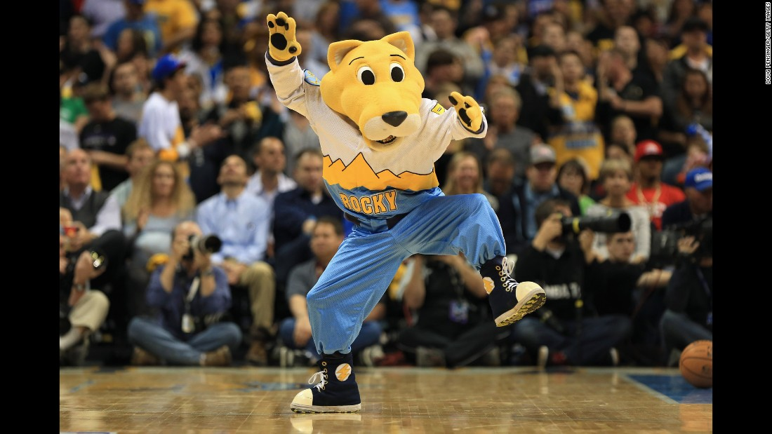 Rocky is one of the most recognizable characters in the NBA and has been portrayed by the same performer for the past 27 seasons.
