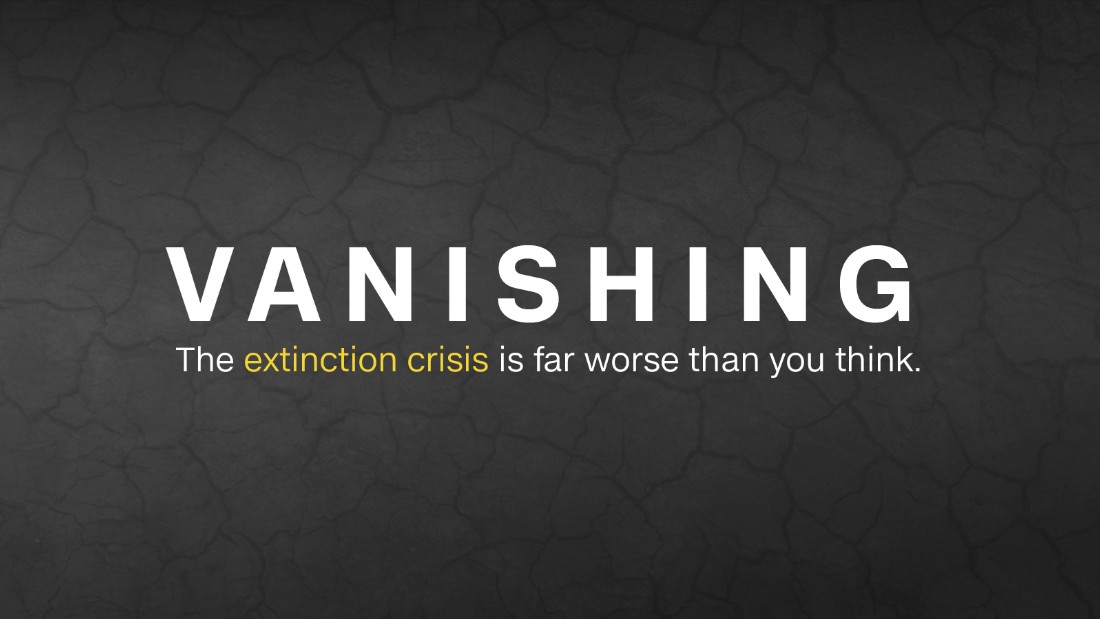 Sixth mass extinction: The era of 'biological annihilation'