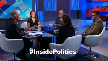 'Inside Politics' forecast: New Treasury Pick