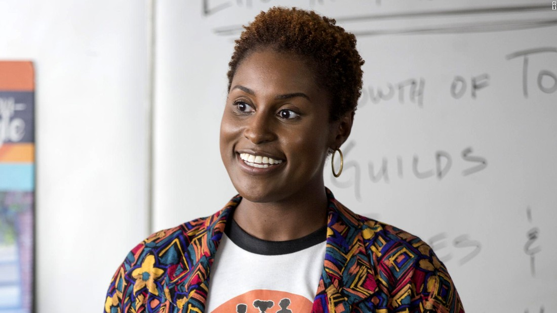 Issa Rae stars on HBO's 'Insecure.'