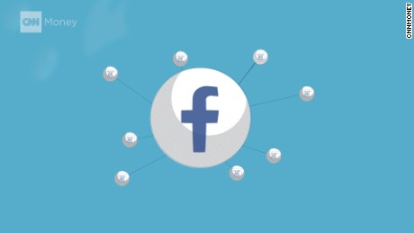 Animated explainer on Facebook filter bubbles.