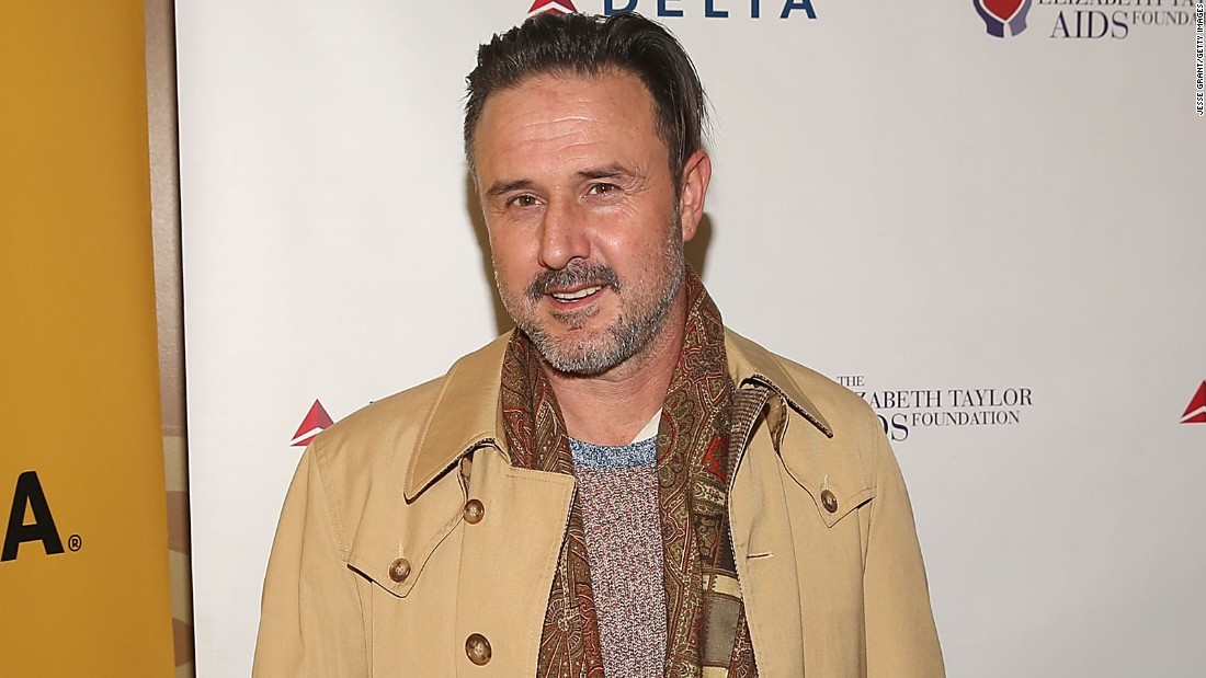 "Actor David Arquette found love on the set of ""Scream"" when he met costar Courteney Cox whom he later married (the couple divorced in 2013). He has also worked behind the camera  as executive producer of Cox's FX series ""Dirt"" and the game show ""Celebrity Name Game."""