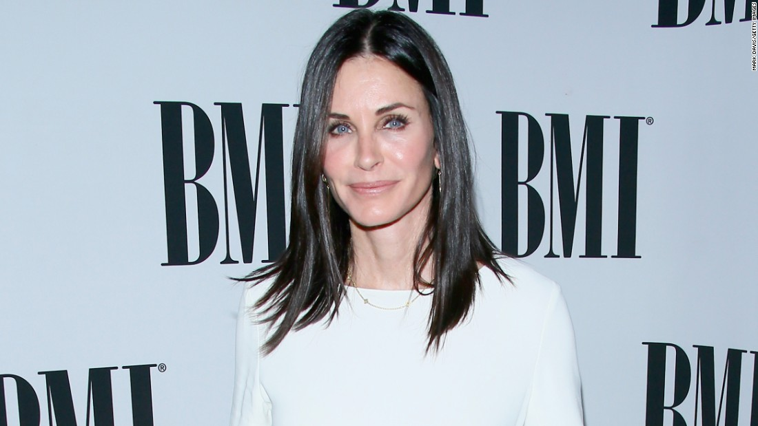 "Courteney Cox appeared in all four ""Scream"" films and is best known for her roles on the TV shows ""Friends"" and ""Cougar Town."" She also directed episodes of ""Cougar Town"" and co-founded Coquette Productions with Arquette."