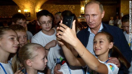 What millennials think of Putin's Russia